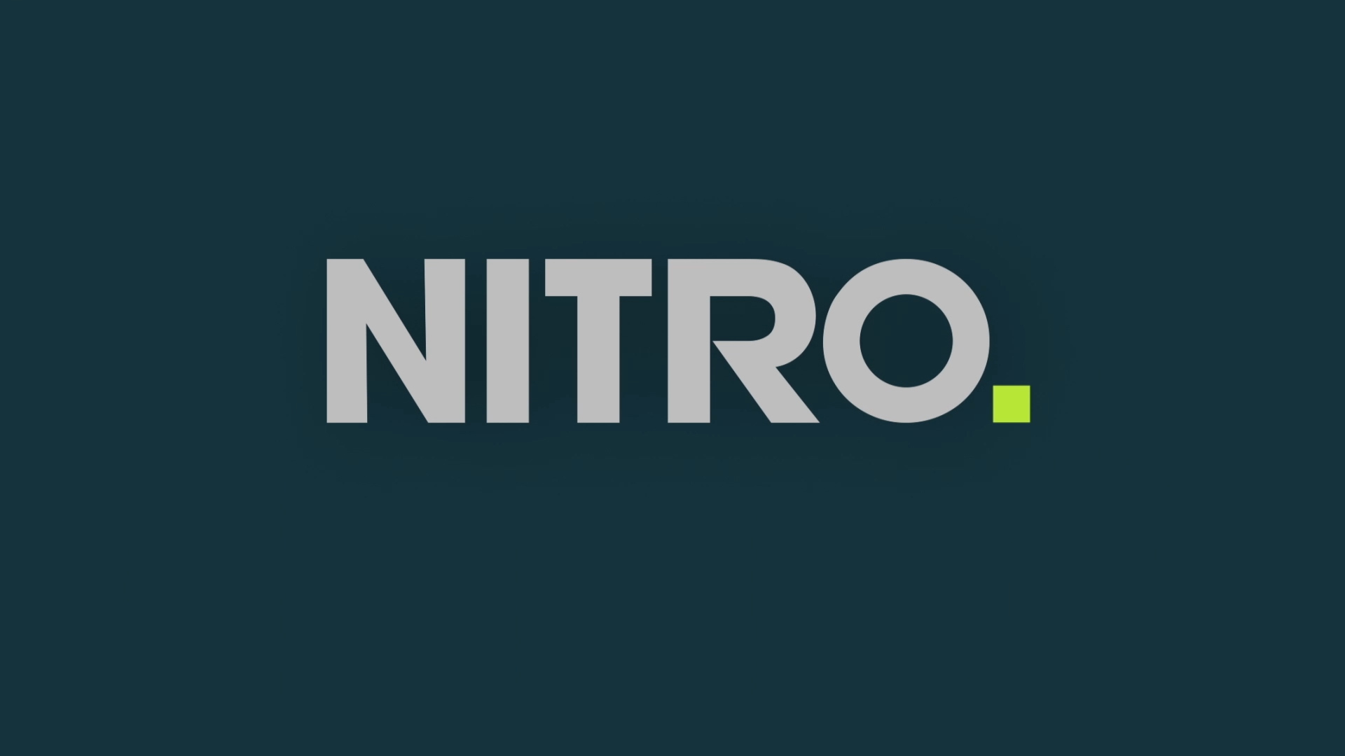 NITRO Innovationday